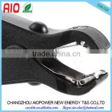 Black and Red Car 50A Alligator Zinc Plating Battery Clips / Clamp