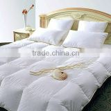 Wholesale luxury hotel quilt for king size bed,white lattice quilt