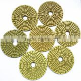Professional flexible diamond polishing pads for wet polishing granite                                                                         Quality Choice                                                                     Supplier's Choice