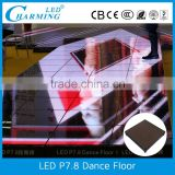 high quality video dance floor star light dance floor for disco