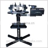 2016 TOP SALES !!! CONSTANT PULL vertical stringing machine for tennis and badminton racket with full tool