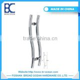 YX-3281B resonable price door handle/door pull handles/double handle door lock                                                                         Quality Choice