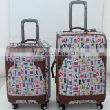 2013 beauty travel trolley polo luggage