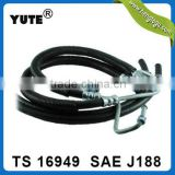 oem manufacturer sae j188 3/8 inch power steering high pressure hose/ best selling auto steering systems parts