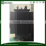10KV Three phase full sealed oil immersed transformer