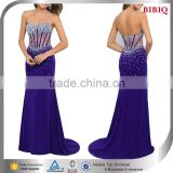 see through corset prom dress high quality crystal beaded corset bodice wedding dress fancy evening gown