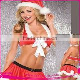 Wholesale sexy beauty christmas costume lingerie for women