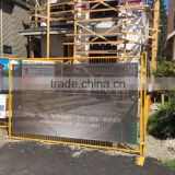 Tongjie best selling product fence fabric banner,full color printed mesh banner,mesh banner printing service