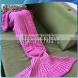 knitting mermaid crochet sleeping bag/blanket mermaid/crochet mermaid tail                                                                         Quality Choice