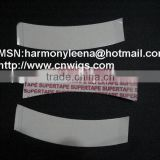 TOP QUALITY tape for hair extension/remy tape human hair extensions/hair extensions tape weft