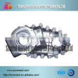 Construction machine parts and mechanical engineering accessories--braking wheel housing