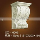 PU Corbels /building material/substitution of gypsum plaster/construction mold materials/plaster corbels