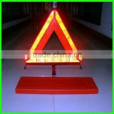 LED flashing light warning triangle tool