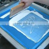 Manual Operating Desktop Screen Printing Machine FOR BOTTLE CARD PLASTIC screen PRINTING