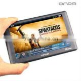 "5"" Onda VX580W Fashion Allwinner A10 1.5GHz 5 Points Android 4.0 Touch Screen Tablet PC"
