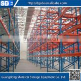 Hot china products wholesale storage pallet racks in warehouse used
