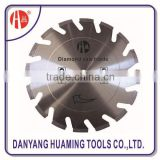 Top grade hot selling laser welded segment diamond saw blade
