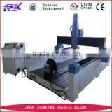 Best sale 4 axis cnc router with big rotary device human statue carving cnc moulding machine