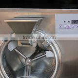 Customize, High quality gelato machine, Italian ice cream machine, hard ice cream machine ,France compressor