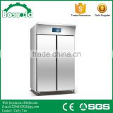 BOSSDA double door 36trays Commercial hotel Equipment frozen refrigerated bread proofer