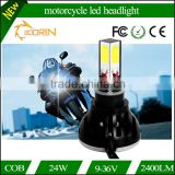 automobiles & motorcycles New product in China market in China cafe racer accessories motorcycle led headlight