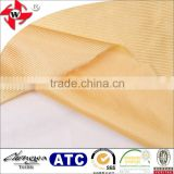 75D polyester dazzle fabric for high school uniform