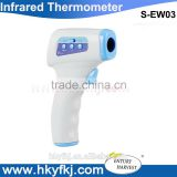 Digital Multi-Function handheld IR thermometer Non-contact baby infared thermometer (S-EW03)
