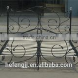 Double size modern cheap metal crystal bed                                                                         Quality Choice