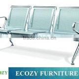 Stainless steel visitor waiting chair, commercial modern waiting room furniture, hospital waiting room furniture                                                                         Quality Choice