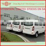 7 seats mobile food refrigeration mini van