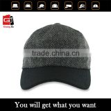 Factory manufacturer custom promotional 6 panel cheap blank baseball caps wholesale in good quality