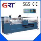 Full-automatic strip cutting & binding machine & slitting machine &fabric strip cutting machine