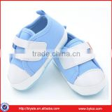 soft outsole baby shoes customer print canvas sports shoes