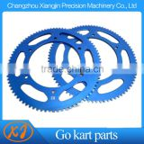 CNC Machining Aluminum 7075 Alloy 219 Go Kart Sprockets