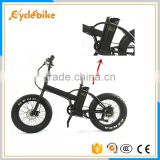 2016 Hot sale Ncyclebike 48v 500w full suspension enduro ebike