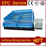Mobile gold crushing and screening plant, rock gold mining machine