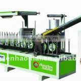 HSHM450BF-A Multi-functional PROFILE wrapping PVC DOOR MAKING machine