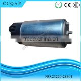 23220-28301 Japanese original quality wholesale price auto engine parts electric fuel pump motor