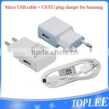 Wholesale Phone Accessory 5V 2A EU Plug Home Wall Charger ETA-U90EWE For Samsung Note S4 S3 Note3 S5 i9505 i9500