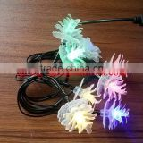 LED pine cone string lights led christmas decoration light for holiday point party light