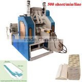 Latest Automatic High Speed C Fold Paper Towel Machine