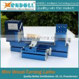 Mini Woodturning Lathe Machine Metal Woodworking DIY Tool For School Modelmaking