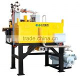 15000 Gauss electromagnetic wet slurry magnetic filter