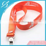 Bright color safety polyester tool lanyard with customized logo