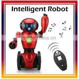 DWI Dowellin F1 2.4G Intelligent Robot RC Dancing Robot with Balance G-Sensor Rechargable Toys