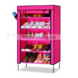 Home Furniture General Use and Shoe Rack Specific Use shoes rack for Rad color FH-CM0515