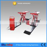 Alibaba China LS-3000C used home garage car lift scissor lift mechanism design Car Scissor Lift