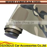 PVC desert vinyl rolls wholesale forest green Camouflage vinyl wrap / digital camouflage Car vinyl Wrap