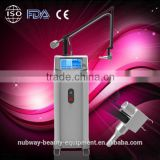 10600nm Safe And No Effect Co2 Fractional Vagina Cleaning Laser Pigment Removal Skin Nurse Machine