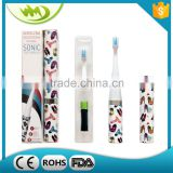 High Quality CE Approach Oral Care Battery Operated Sonic Electric Toothbrush, Moto Toothbrush